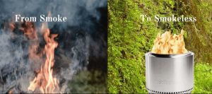 From Smoke to Smokeless