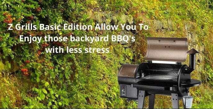 Z Grill 450APRO smoker grill combo